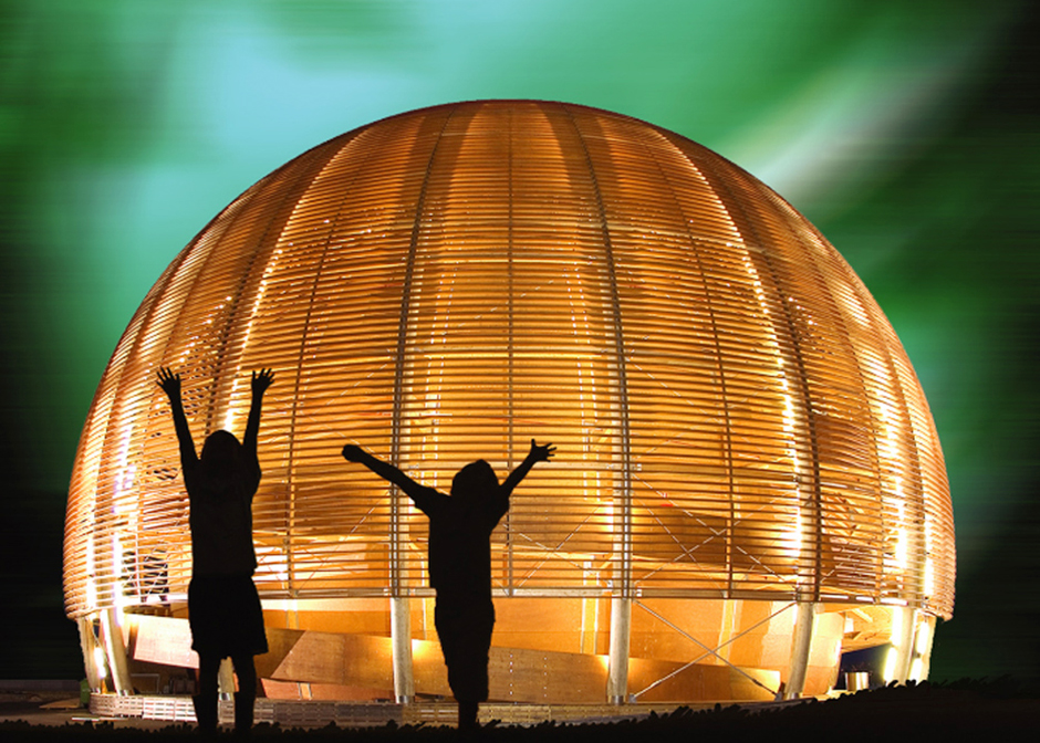 Globe of Science & Innovation – CERN
