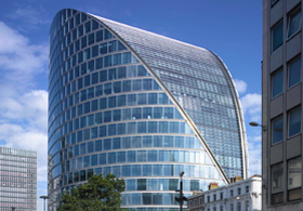 Smart Glass for Meeting Rooms & Offices at The Moorhouse, London